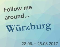 Miniaturbild zu:Follow me around Würzburg - Wanderausstellung für die Partnerstädte